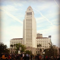 Photo taken at Los Angeles City Hall by Dan R. on 10/7/2012