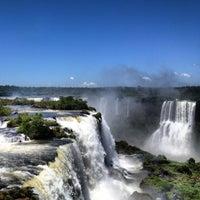 Photo taken at Iguazu Falls by Ilya U. on 12/25/2012