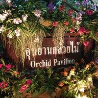 Photo taken at เทศกาลเชียงรายดอกไม้งาม ครั้งที่8 by Kataiiz'Noy P. on 1/2/2013
