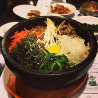 Photo taken at Cho Dang Tofu & BBQ by Kristin E. on 12/23/2012