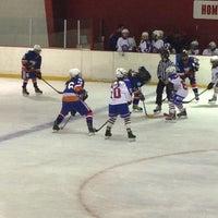 Photo taken at Bridgewater Sports Arena by Marisa P. on 11/17/2012
