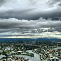 Photo taken at SkyPoint Observation Deck by Travis L. on 2/22/2013