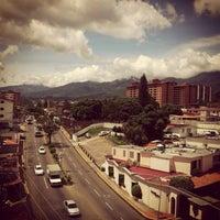 Photo taken at Avenida Ferrero Tamayo by Fabricio Á. on 11/7/2013