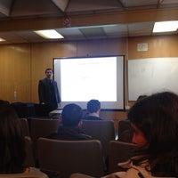 Photo taken at Facultad de Ingeniería - Universidad de Valparaíso by Chris M. on 5/29/2013