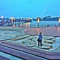 Photo taken at Lower Seletar Reservoir Park by Rodessa B. on 1/15/2013