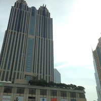 Photo taken at Shangri-La Hotel by Amer S. on 11/24/2012