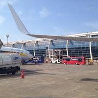Photo taken at Goa International Airport / Dabolim Airport by Dmitry M. on 12/28/2012