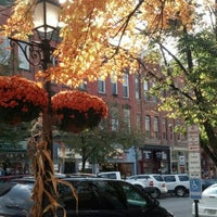 Photo taken at Main Street In Cooperstown, NY by Nancy S. on 10/6/2012