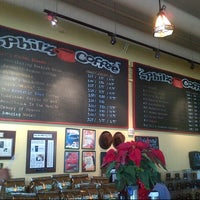 Photo taken at Philz Coffee by Lex G. on 12/12/2012