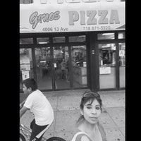 Photo taken at Gino's Pizza by Paulie G. on 8/25/2015