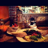 Photo taken at Le Pain Quotidien by Lauren L. on 10/8/2012
