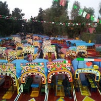 Photo taken at Xochimilco by Juni on 2/3/2013