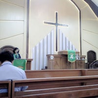 Photo taken at GPIB Martin Luther by astri a. on 11/16/2013
