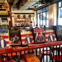 Photo taken at Jamie's Italian by JC W. on 5/23/2013