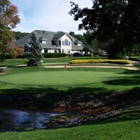 Photo taken at Bella Vista Country Club by Domenick C. on 10/14/2013