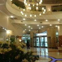 Photo taken at InterTower Hotel by Romina M. on 6/12/2013