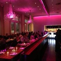 Photo taken at Blowfish Restaurant & Sake Bar by Joshua D. on 5/2/2013