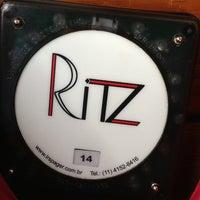 Photo taken at Ritz by Janjo P. on 5/15/2013