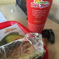 Photo taken at Del Taco by S K Y. on 5/26/2016