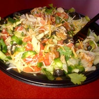 Photo taken at Moe's Southwest Grill by Ray G. on 2/18/2013