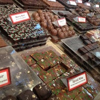 Photo taken at Jacques Torres Chocolate by Michelle A. on 1/3/2013
