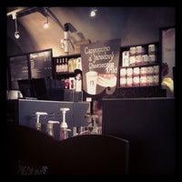 Photo taken at Starbucks by Nadiia I. on 5/22/2013