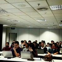Photo taken at Edificio 101 @webcongress by joshuaspa T. on 12/19/2012