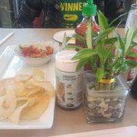 Photo taken at Sai Sai Noodle Bar by Josh W. on 10/12/2012