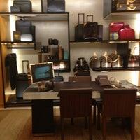 Photo taken at Louis Vuitton by Erwin K. on 3/3/2013