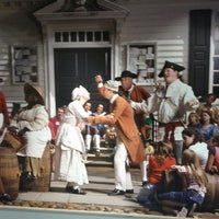 Photo taken at Colonial Williamsburg Regional Visitor Center by Atsushi Y. on 3/28/2013