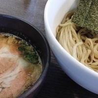 Photo taken at らぅめん考房 ありがた屋 by ラー麺十郎 on 6/23/2014