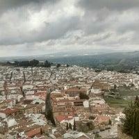 Photo taken at Alcazaba de Antequera by Álex on 3/27/2016