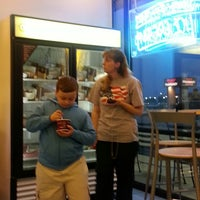 Photo taken at Marble Slab Creamery by Andrew K. on 6/8/2013