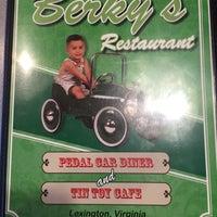 Photo taken at Berky's Restaurant at Lee Hi Travel Plaza by Kathleen R. on 2/14/2016