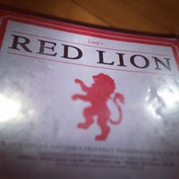 Photo taken at Lindy's Red Lion by Christopher D. on 11/9/2011
