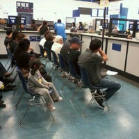 Photo taken at Department of Motor Vehicles by Alma G. on 11/17/2011