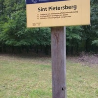 Photo taken at Sint Pietersberg by Robbert K. on 9/23/2012