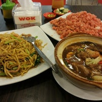 Photo taken at House of WOK by Natalee on 2/10/2014
