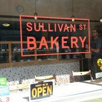 Photo taken at Sullivan Street Bakery by Jason W. on 9/6/2013