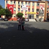 Photo taken at Bahcelievler Anadolu Lisesi by Elif A. on 10/12/2016