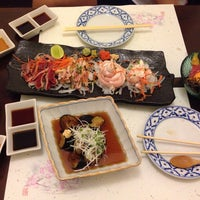 Photo taken at Toriya Hana by zin t. on 4/29/2014
