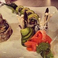 Photo taken at Genji Japanese Restaurant by mobob on 3/23/2013