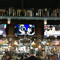 Photo taken at Archer's Tavern by Andrew C. on 3/22/2013