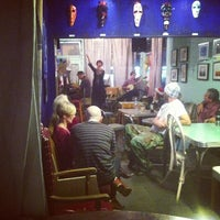 Photo taken at UnUrban Coffee House by Carlos O. on 12/10/2012