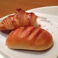 Photo taken at ドミニク・サブロン マルシェ・エ・カフェ 新宿ルミネ店 by はなまる on 6/5/2014