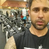 Photo taken at LA Fitness by juan on 4/12/2015