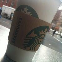 Photo taken at Starbucks by Carmen G. on 4/1/2014