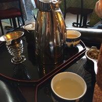 Photo taken at Teahouse Kuan Yin by isabella on 4/24/2014