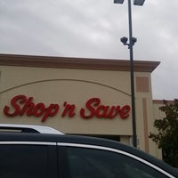 Photo taken at Shop N Save by Nicole C. on 10/6/2012