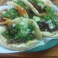 Photo taken at Taqueria Mixteca by Pete W. on 10/27/2012